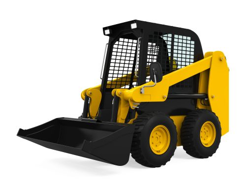 Skid-steer rental